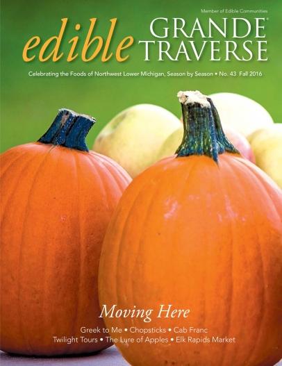 Fall 2016 Issue cover Grande Traverse