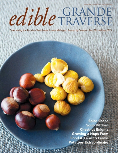 Holiday 2015 Issue cover Grande Traverse