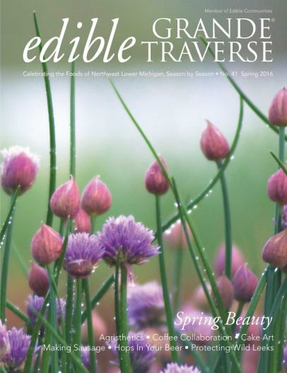 Spring 2016 Issue Grande Traverse cover