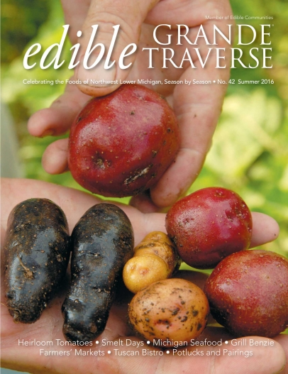 Summer 2016 Issue Grande Traverse cover