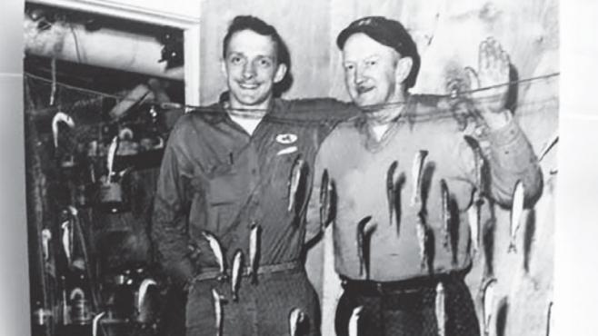 Jim Telgard and Martin Telgard